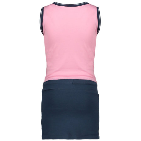Bampidano Bampidano jurk sleeveless multi pink