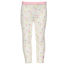 Bampidano legging ao print + elastic waist pink ao
