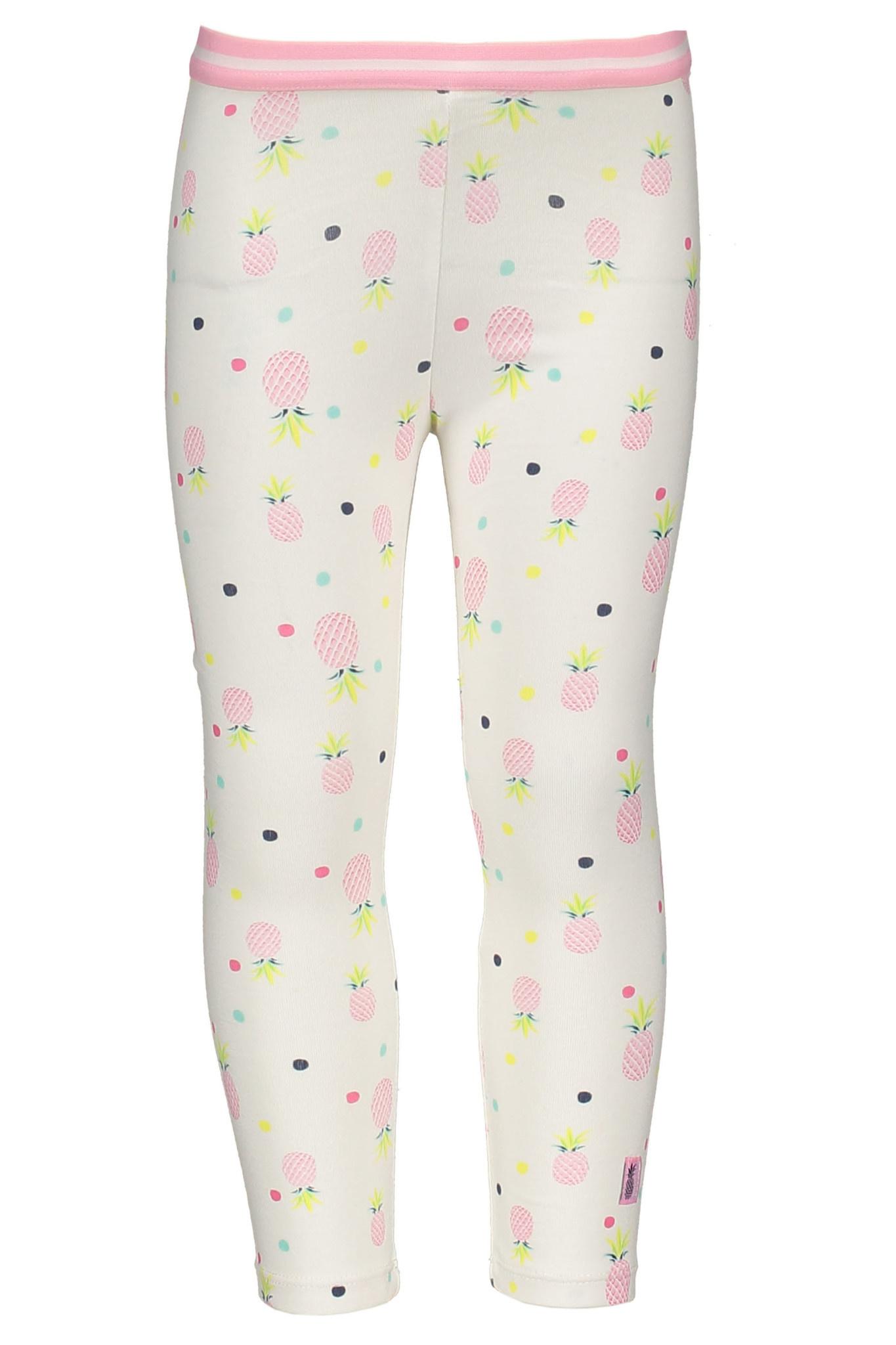 Bampidano Bampidano legging ao print + elastic waist pink ao