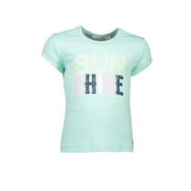 T-shirt plain mint
