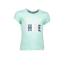 T-shirt plain mint