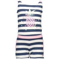 Jumpsuit stripe navy
