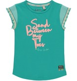 Quapi Quapi T-shirt Shania summer green