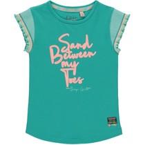 T-shirt Shania summer green