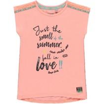 T-shirt Selin peach