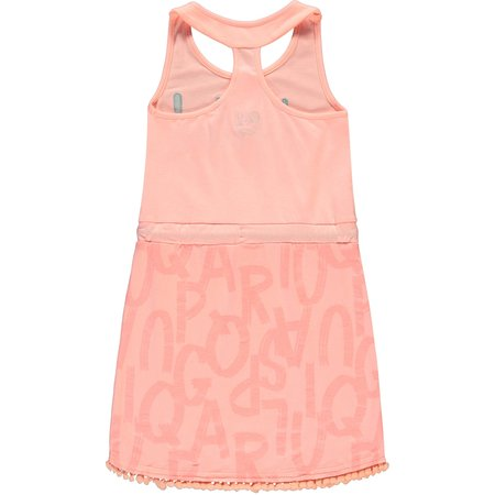 Quapi Quapi jurk Sade peach