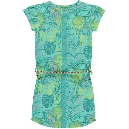 Quapi Quapi jurk Saar 4 mint palm
