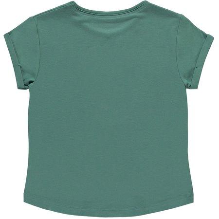 Levv Levv T-shirt Bruna teal green