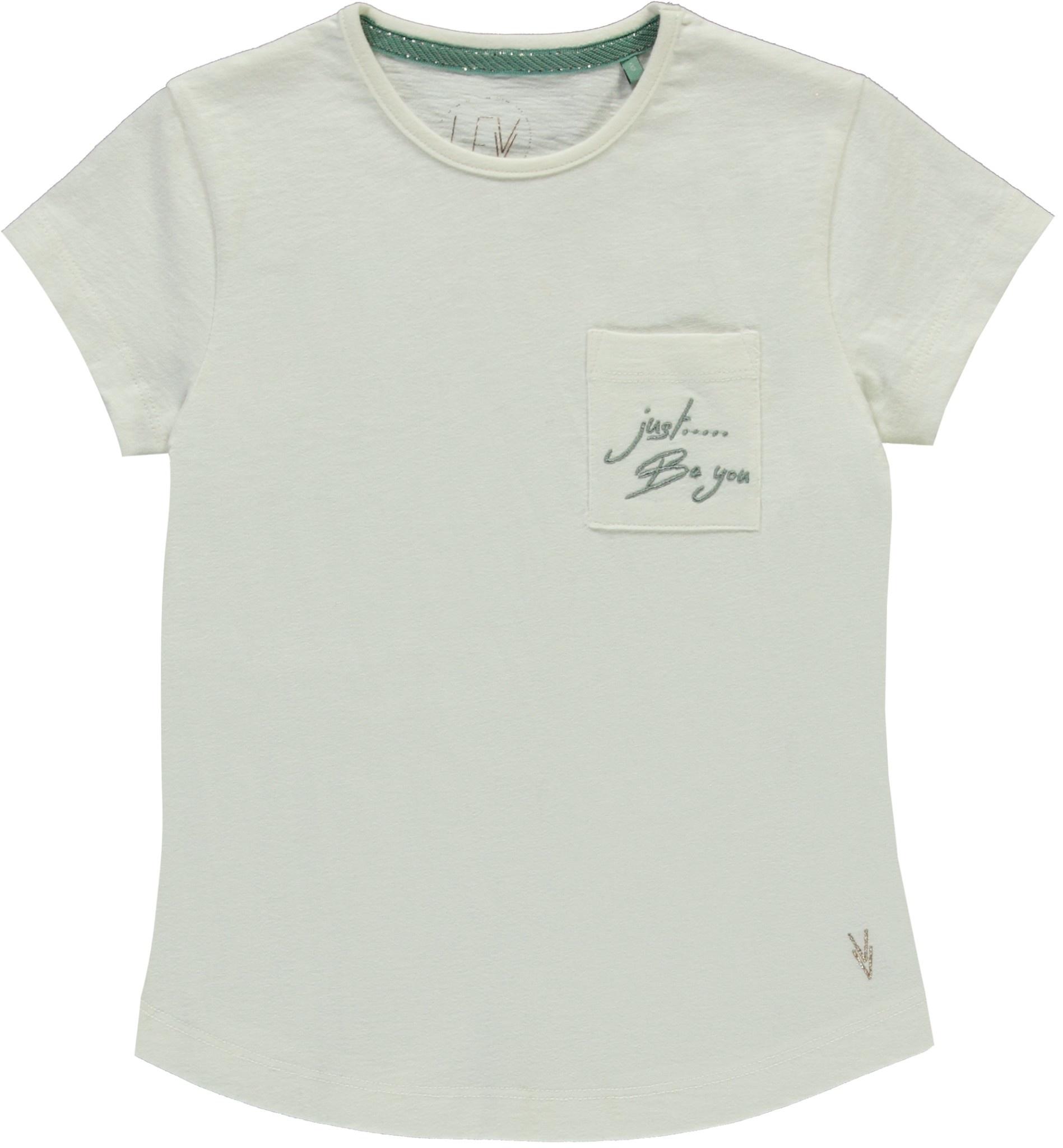 Levv Levv T-shirt Briza off white