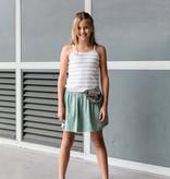 Levv Levv singlet Buffy light grey stripe