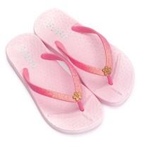 Zebra trends slippers softpink