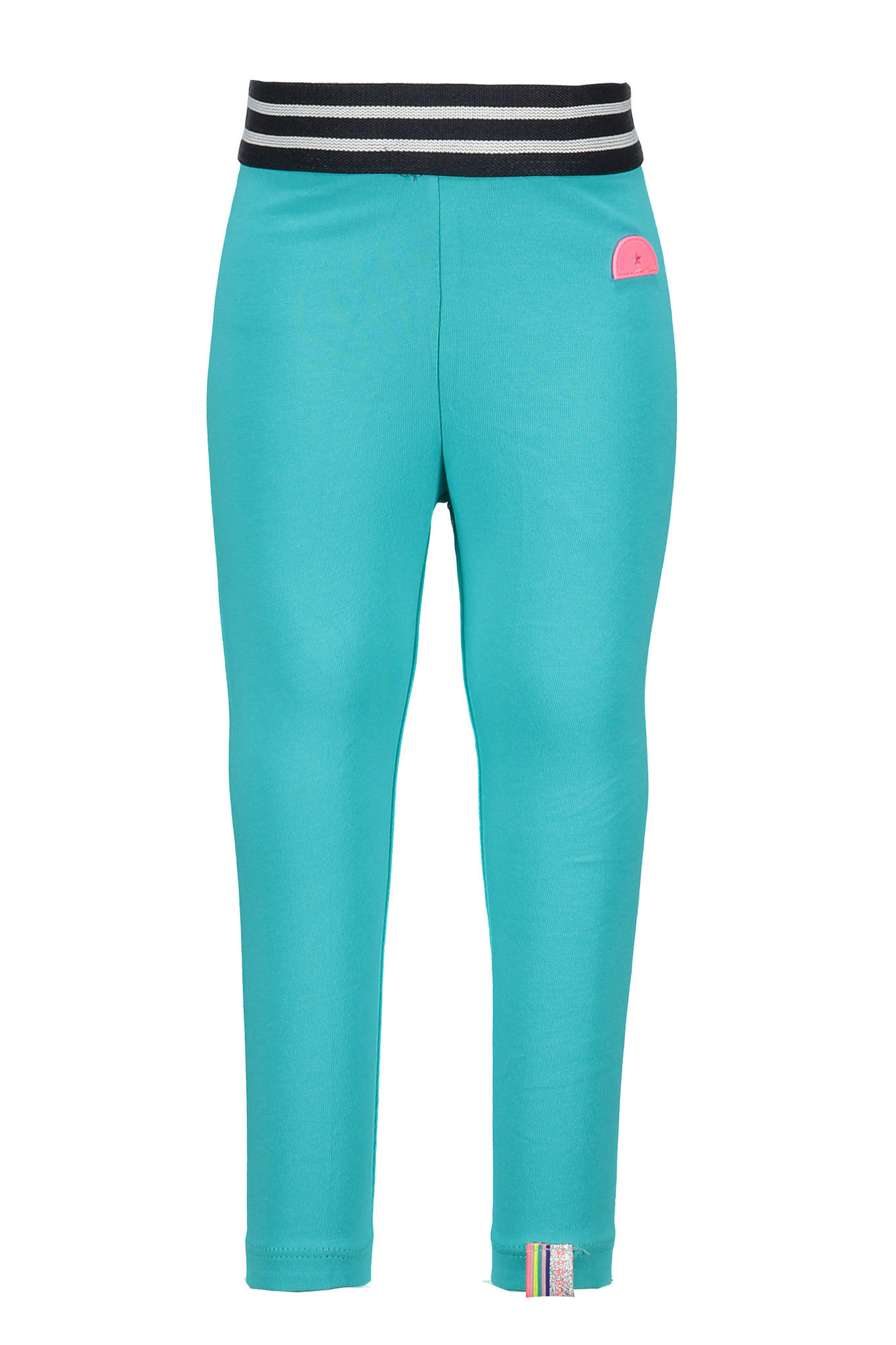 B.Nosy B.Nosy legging mini hot turquoise