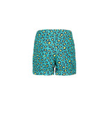 B.Nosy B.Nosy short jersey hot turquoise panther ao midnight electric yellow