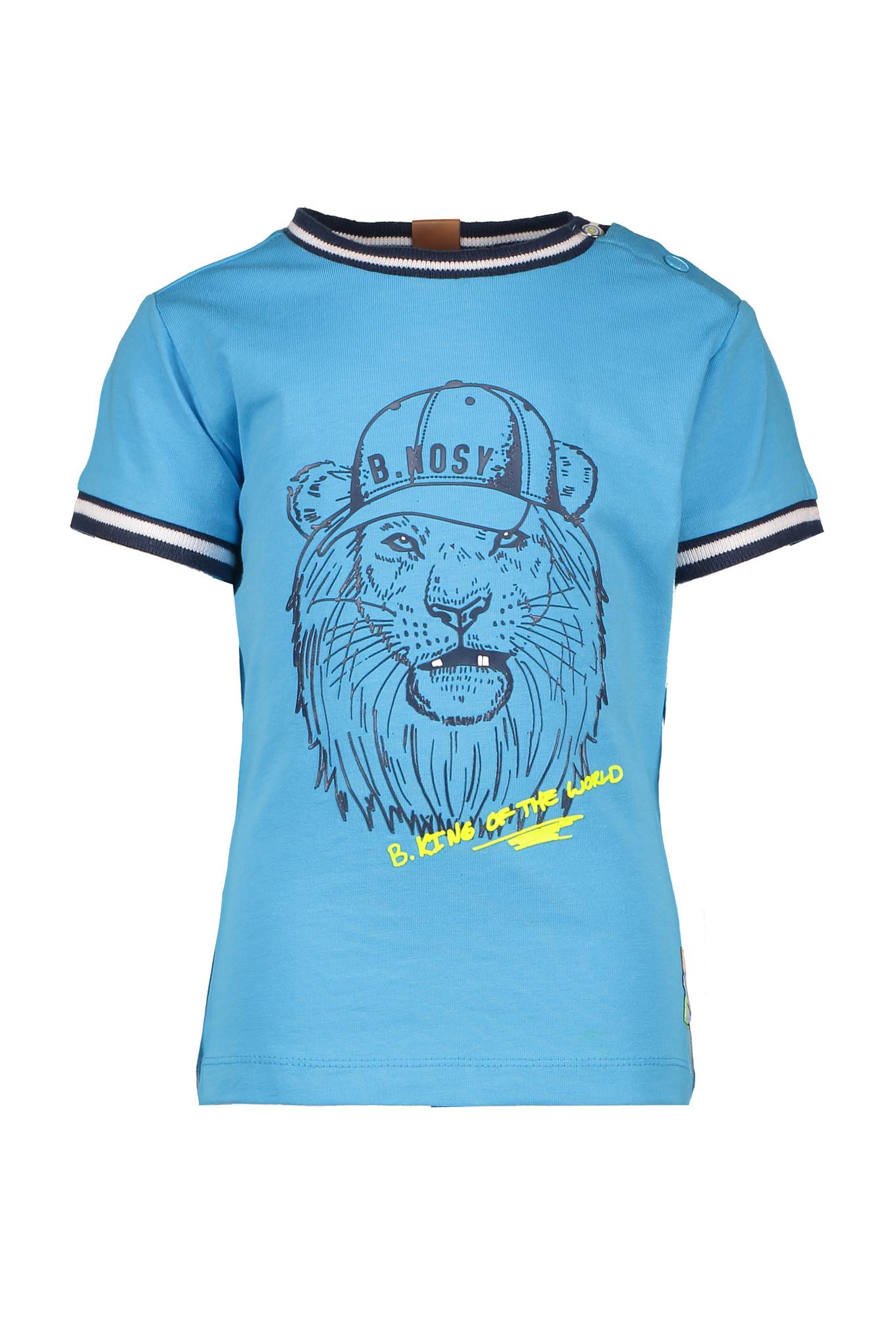 B.Nosy B.Nosy T-shirt lion pacific