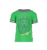 B.Nosy B.Nosy T-shirt lion grass green