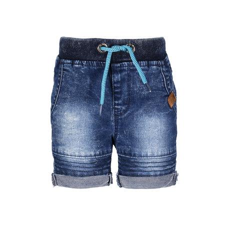B.Nosy B.Nosy short with rope in waistband midnight denim