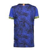 B.Nosy B.Nosy T-shirt with contrast back part royal blue