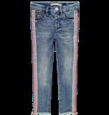 Name It Name It spijkerbroek Polly Atimone medium blue denim