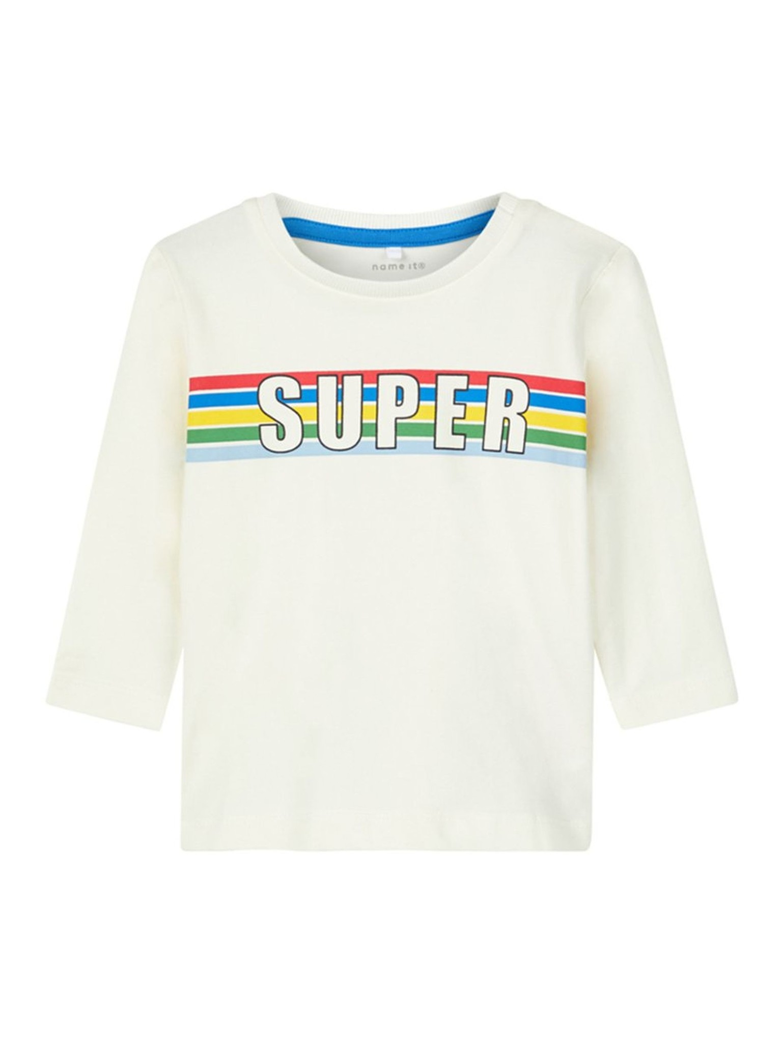 Name It Name It longsleeve Degi snow white