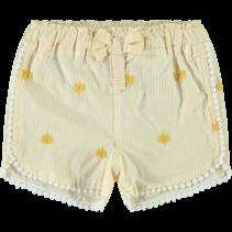 Short Fenja pale marigold