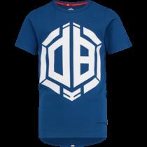 T-shirt Daley Blind Hylle pool blue