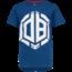 Vingino Vingino T-shirt Daley Blind Hylle pool blue
