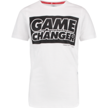 T-shirt Daley Blind Hugues real white