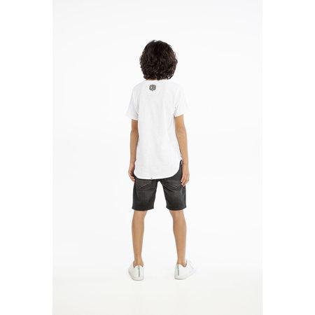 Vingino Vingino T-shirt Daley Blind Hugues real white