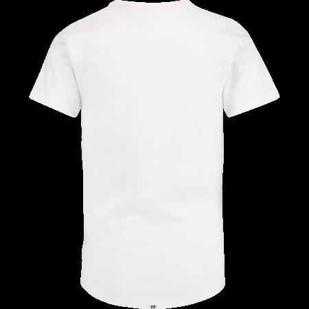 Vingino Vingino T-shirt Daley Blind Hylle real white