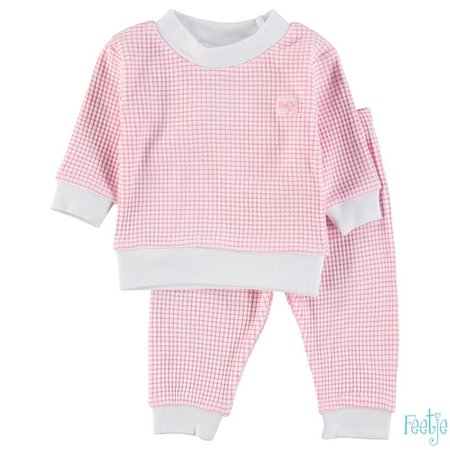 Feetje Feetje pyjama wafel baby Rose