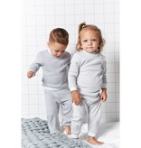 Feetje Feetje pyjama wafel baby Grijs