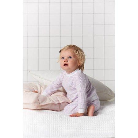 Feetje Feetje pyjama wafel baby Lila