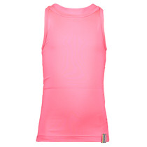 Tanktop with different color binding bubblegum