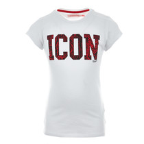 T-shirt Haydel real white