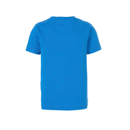 Name It Name It T-shirt Faster strong blue