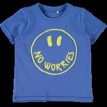 T-shirt Facer strong blue
