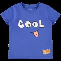T-shirt Ziggon strong blue