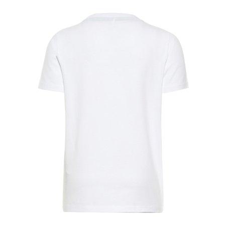 Name It Name It T-shirt Pako bright white pineapple
