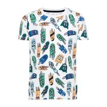 T-shirt Pako bright white aop ice