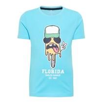 T-shirt Pako bachelor button