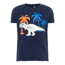 T-shirt Dino dark sapphire