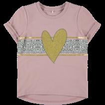 T-shirt Dinilla woodrose