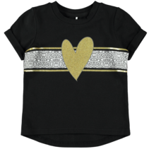 T-shirt Dinilla black