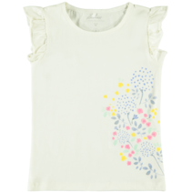 T-shirt Fifully snow white