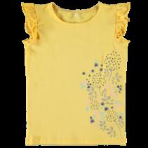T-shirt Fifully pale marigold