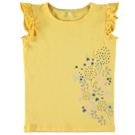 Name It Name It T-shirt Fifully pale marigold