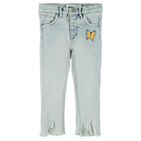 Name It Name It spijkerbroek Polly Balikka light blue denim