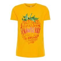 T-shirt Sigrid cadmium yellow