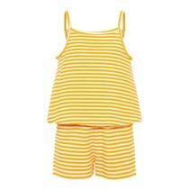 Jumpsuit Palma cadmium yellow
