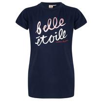 T-shirt belle Navy